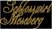 Schlosswirt Meseberg Logo